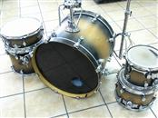PACIFIC DRUMS AND PERCUSSION Drum Set F9 SERIES 5 PIECE SET